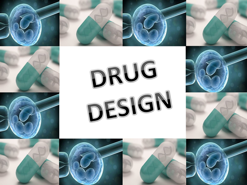Drug design powerpoint