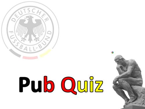 German Football Quiz
