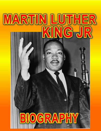 English Language Arts through History - Martin Luther King