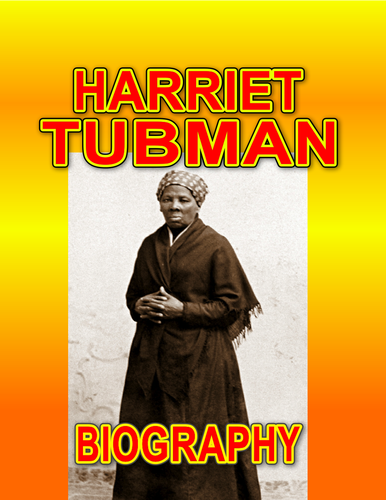English Language Arts through History - Harriet Tubman