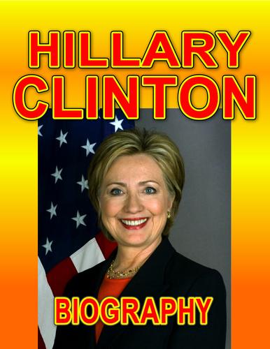 English Language Arts through Current Events - Hillary Clinton