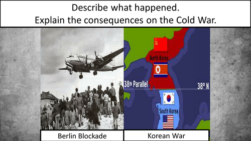 Cold War - Cuban Missile Crisis - Events and Consequences