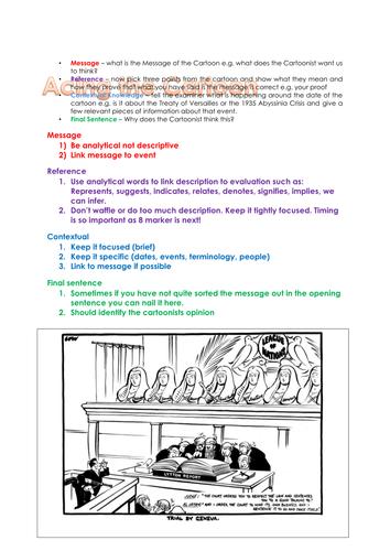 Ocr modern world history coursework