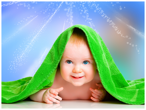 Baby PPT Templates