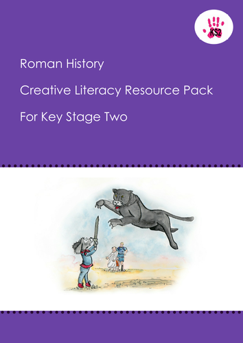 Romans KS2 6 weeks of lesson plans and story book