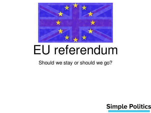 Complete guide to the EU referendum