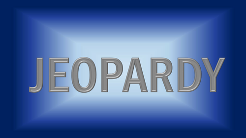 6 Jeopardy Templates