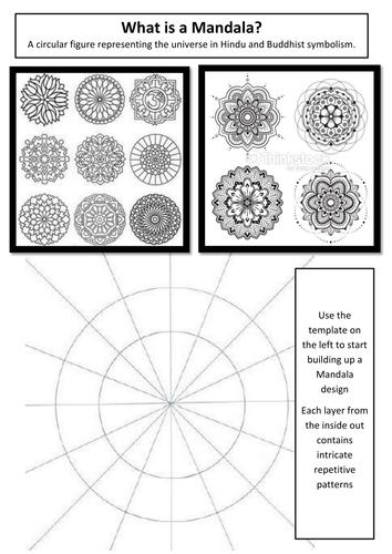 Designing a Mandala