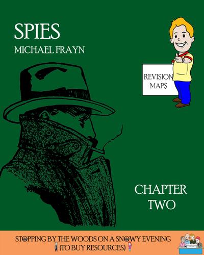essay on spies by michael frayn