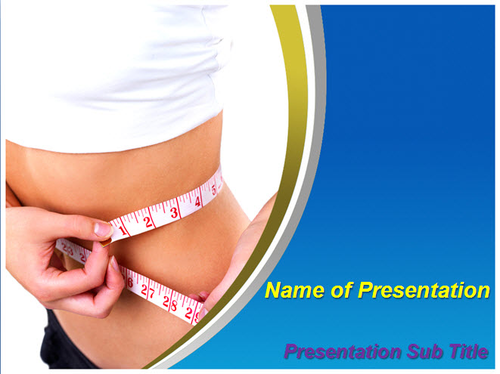 Weight Loss PPT Template