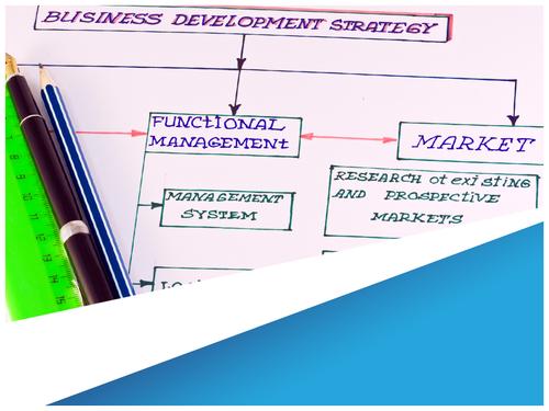 Business Development Strategy PPT Template