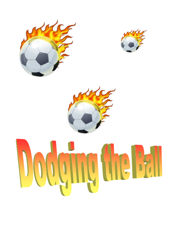 Dodging the ball - a book of dodgeball games for all ages