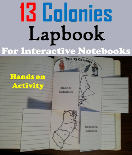 Thirteen Colonies Map Activity by frankj3 | Teaching Resources on