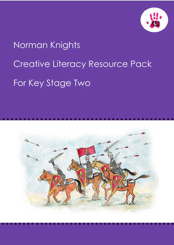 Normans KS2: Six Week Lesson plans and story