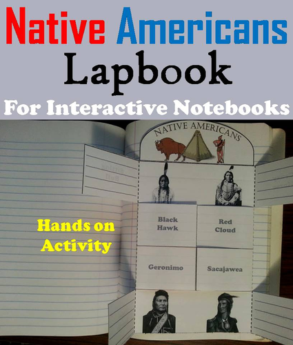 Native Americans Lapbook