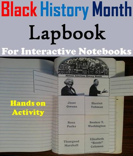 Black History Month Lapbook
