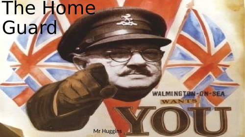 Home Front: The Home Guard - Dad's Army