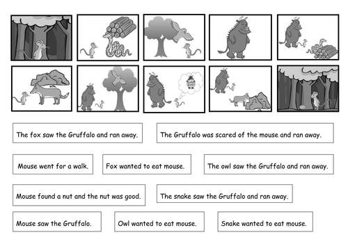Gruffalo resource pack