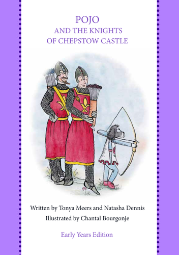 Knights and Castles 6 weeks of lesson plans linked to a story