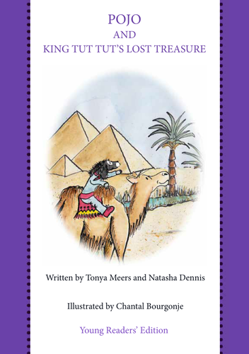 Ancient Egypt KS2 6 Weeks of Lessons and Story Book