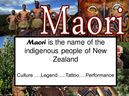 Designing a Maori Ta Moko