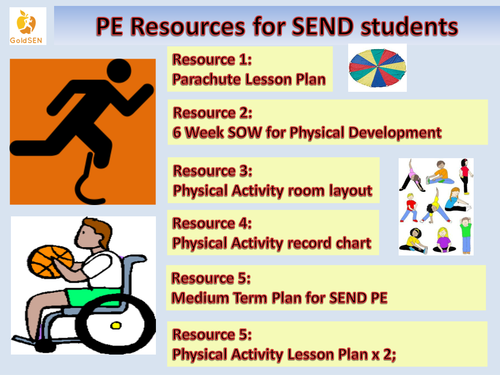 SEND Physical Education Resources