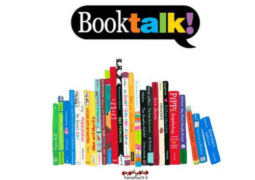Book Talk Display