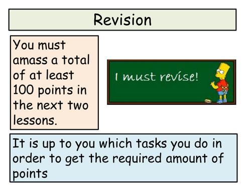 New GCSE Edexcel Chemistry Revision