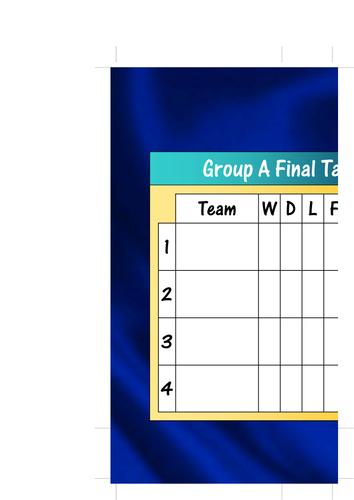 Euro 2016 Display Resources