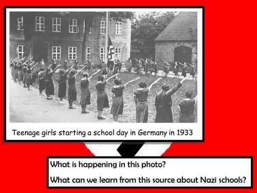 NAZI GERMANY YOUTH EDUCATION