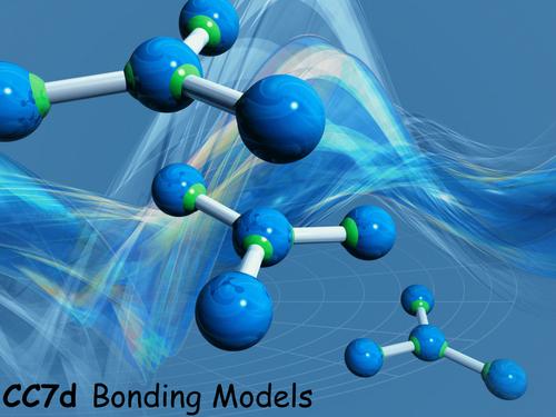 Edexcel CC7d Bonding Models