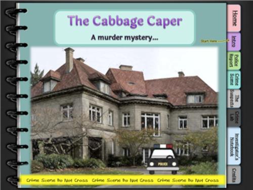 The Cabbage Caper Lab