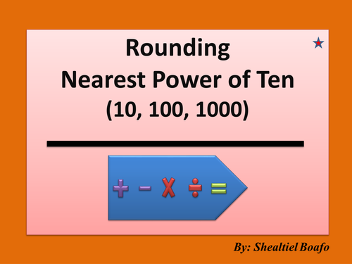 Rounding - Nearest Power of Ten - Animated (modified)