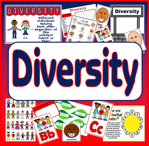 DIVERSITY AND MULTICULTURAL TEACHING RESOURCES, DISPLAY, EYFS, KS 1-2