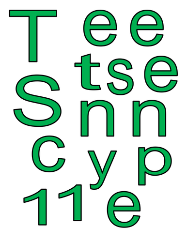 11 sentence types descriptive writing display and handout