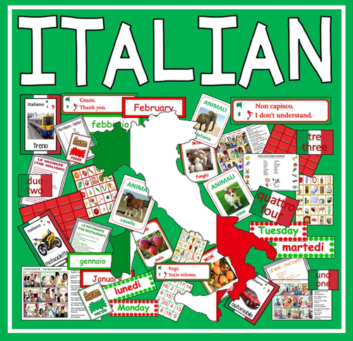 Primary italian teaching resources holidays travel and for Free travel posters for teachers