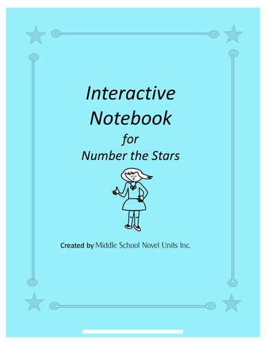 Interactive Notebook for Number the Stars