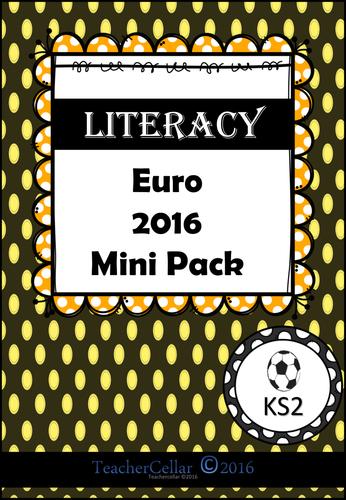Euro 2016 Literacy