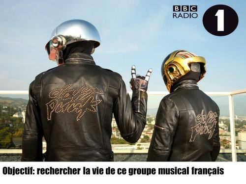 Cultural lesson  - Daft Punk