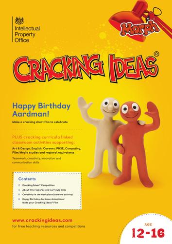 Cracking Ideas - Happy Birthday Aardman!