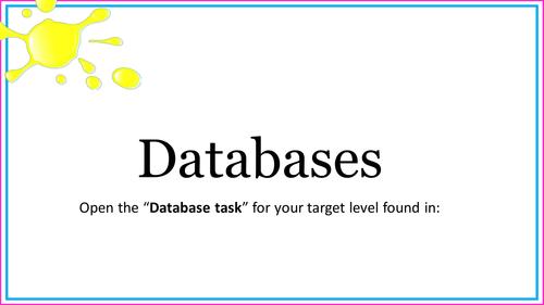 Database Guides