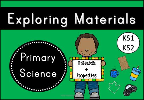 Exploring Materials (KS1/Lower KS2)