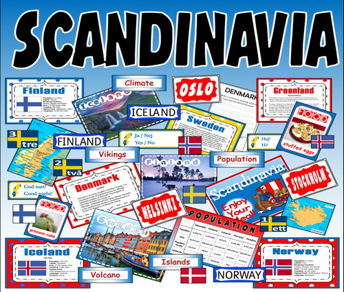 Secondary Swedish Resources Culture