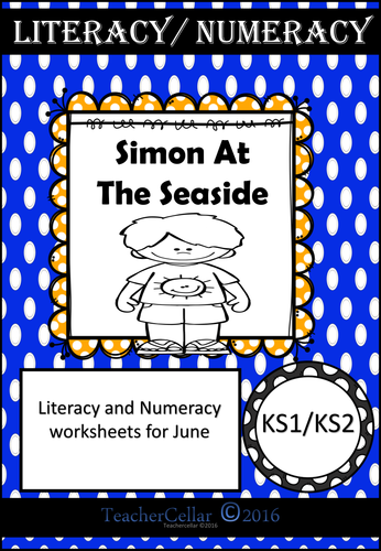 Simon At The Seaside