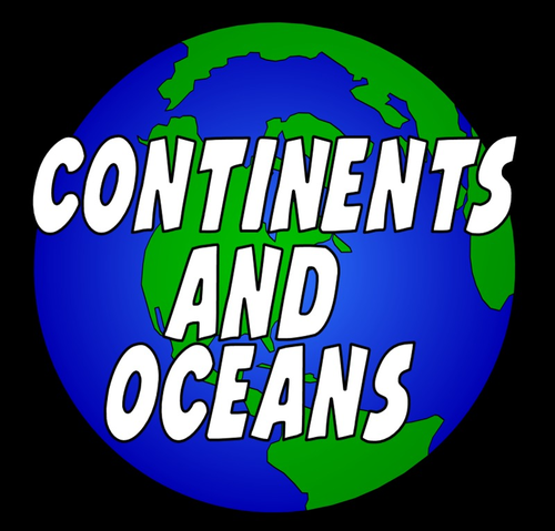 Continents and oceans geography ks1 2 world maps earth by continents and oceans geography ks1 2 world maps earth by hayleyhill teaching resources tes gumiabroncs Image collections