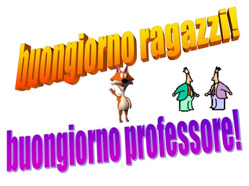 Italiano Past Tense (Il Passato Prossimo)