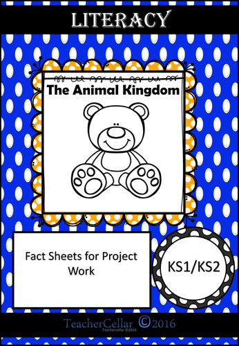 Science ProjectThe Animal Kingdom