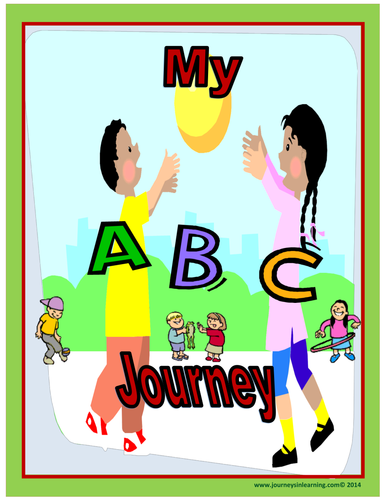 My ABC Journey-FREE