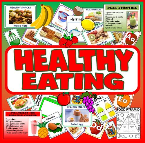 Healthy Food Resources Ks