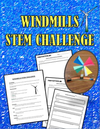 STEM Challenge: Windmill STEM Challenge